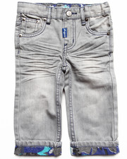 Bottoms - ANATUAL PALLETTE STRAIGHT JEANS (INFANT)