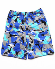 Sizes 2T-4T - Toddler - WOLF CAMO SHORT (2T-4T)