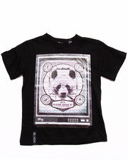 Tops - CHANNEL 47 PANDA TEE (4-7)