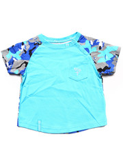 Tops - WOLFLAND RAGLAN TEE (INFANT)