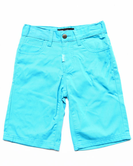 LRG - Boys Blue Chino Shorts (4-7)