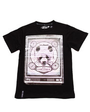 Tops - CHANNEL 47 PANDA TEE (8-20)