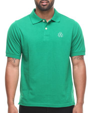 Men - Ralph  Solid Pique Polo Shirt