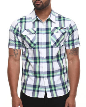 Enyce - Prospect Street Fit S/S Button-Down