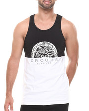 Crooks & Castles - Bandit Tank Top