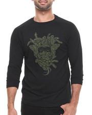 T-Shirts - Digi Camo Medusa Baseball Raglan