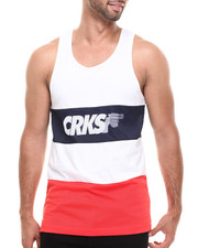 Men - Gradient Pistol Tank Top