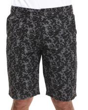 Men - Digi Camo Woven Shorts