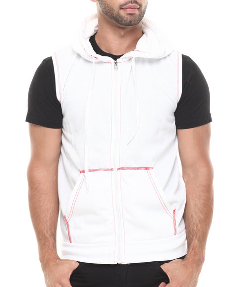 Buyers Picks White Vests