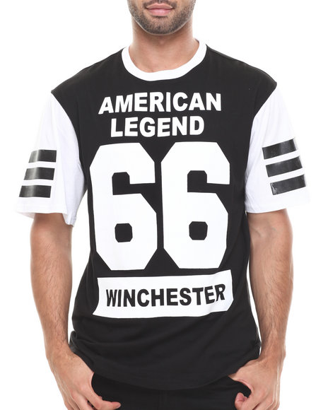 Winchester - Men Black American Legend Tee