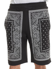 Crooks & Castles - Bandit Sweatshorts