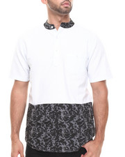 Crooks & Castles - Digi Camo Polo