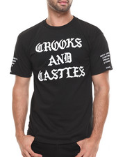 Crooks & Castles - Slum T-Shirt