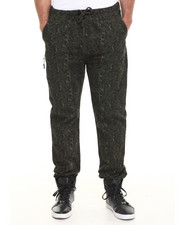 Men - Digi Camo Woven Pants