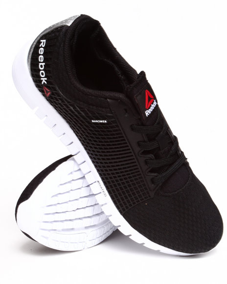 Reebok - Men Black Reebok Z Run Sneakers