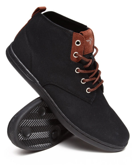 Creative Recreation - Men Black Vito Sneaker - $70.99