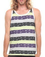 WESC - Inca Stripe Tank Top