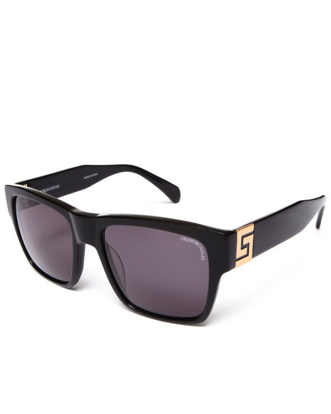 Crooks & Castles Thuxury Violento Sunglasses Black