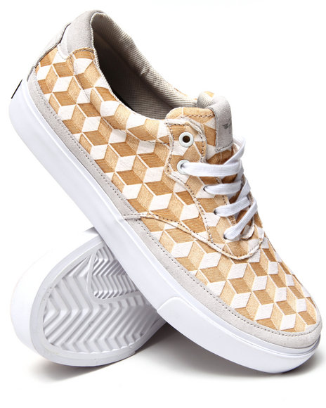 Creative Recreation - Men Tan Prio Sneaker