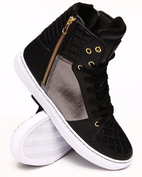 Creative Recreation Black Adonis Hightop Sneaker