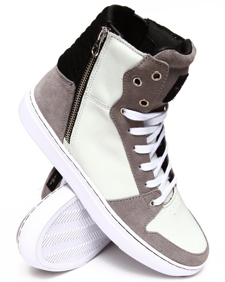 Creative Recreation - Men White Adonis Hightop Sneaker