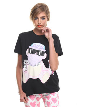 Joyrich - Ghetto Pink Bear Tee