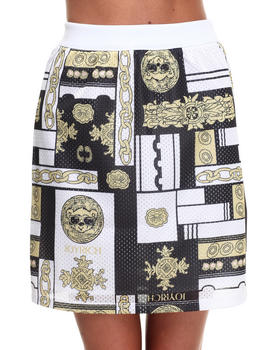 Joyrich - Duo Versatile Mesh Skirt