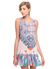 Lovers + Friends - I Heart Babydoll Dress