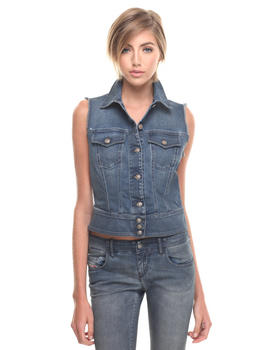 Diesel - Pally Denim Vest