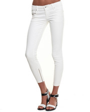 Denim - Grupee Ankle Zip Jeans