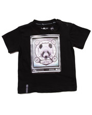 Tops - CHANNEL 47 PANDA TEE (INFANT)