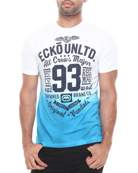 Ecko - Men White Original Vandal Tee
