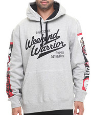 Ecko - WEEKEND WARRIOR FLEECE HOODIE