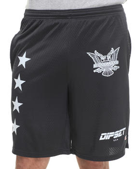 Diplomats - Dipset USA Official Mesh Shorts