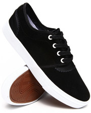 Diamond Supply Co - Premiere Black Suede Sneakers