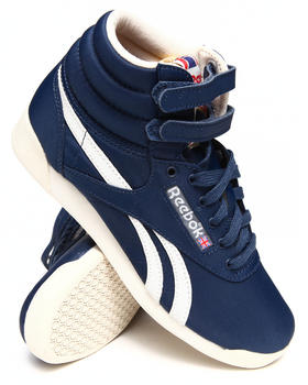 Reebok - Freestyle Hi Vintage Inspired Sneakers