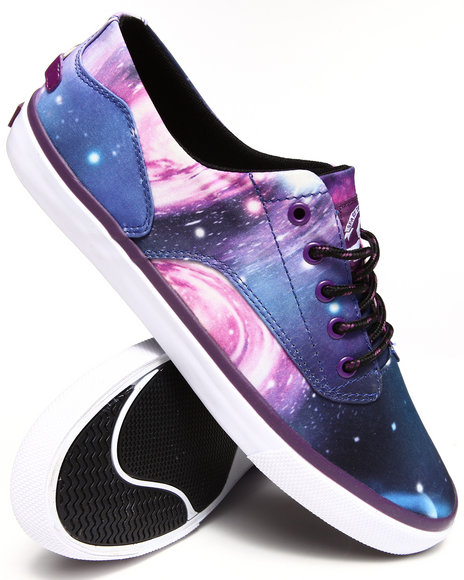 Radii Footwear Blue Axel Galaxy Sneakers