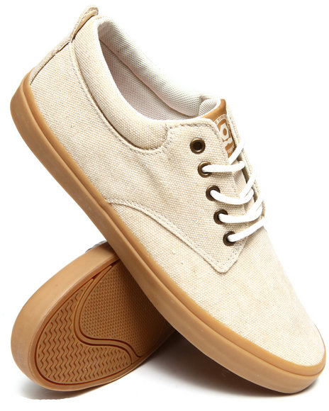 Radii Footwear - Men Cream,Cream The Jack Sneakers