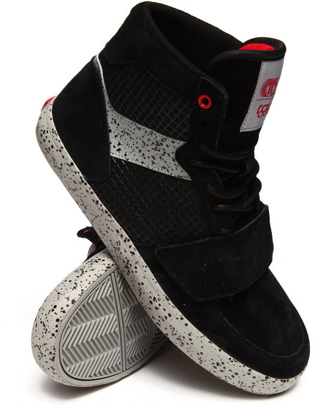Radii Footwear - Men Black Standard Issue Se Sneakers