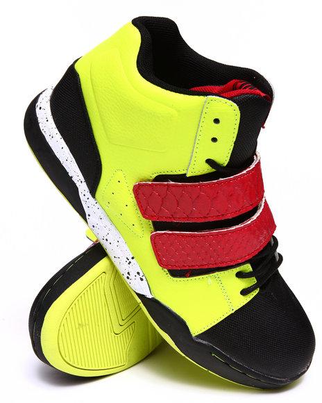Radii Footwear - Men Yellow Sjv2 Sneakers
