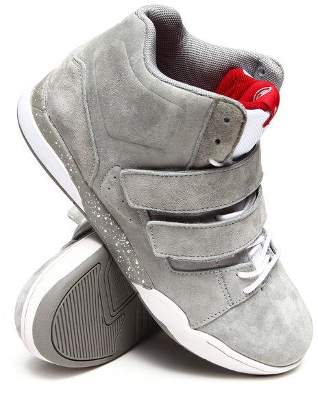 Radii Footwear - Men Grey Sjv2 Sneakers