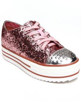 Penny Sue - Doge Glittery Sneakers