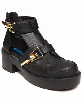 Penny Sue - Envy Buckled Boot