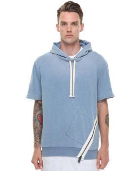 Drifter - Admiral S/S Sweatshirt w Zip Detail