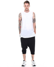 Tank Tops - Alec Elongated Tank