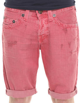 True Religion - Geno Cut-Off Denim Short