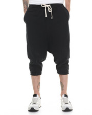 Men - Miles Drop w/ Rip Knee Crop Pants