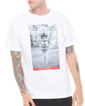 Visual by Van Styles - V/SUAL x Ellis Cooper Take Off Tee