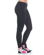 Women - Jackie Knitted Legging w/ Knee Patch