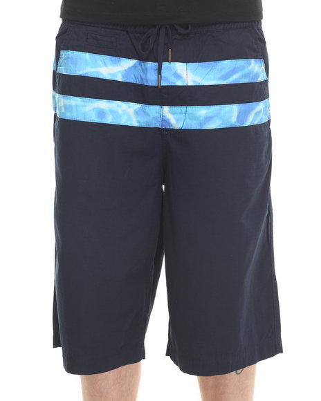 Parish Navy Sea Jogger Short
